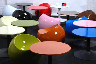 Ball chair sillas para divertir  Decoracin