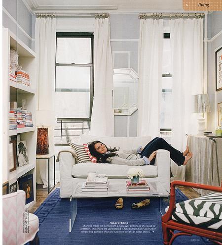 Ideas para maximizar los espacios en un saln pequeo