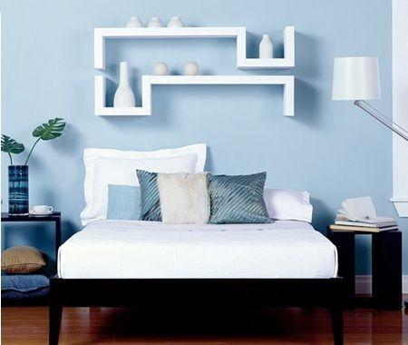Dormitorios azules  Decoracin