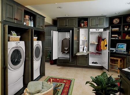 10 cuartos de lavado  Decoracin