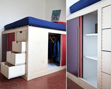 Fotos de vestidores pequeos para aprovechar el espacio