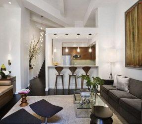Interiores de casas pequeñas bonitas y llenas de encanto