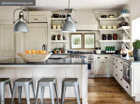 Cocinas blancas,decoración – Silenblogger