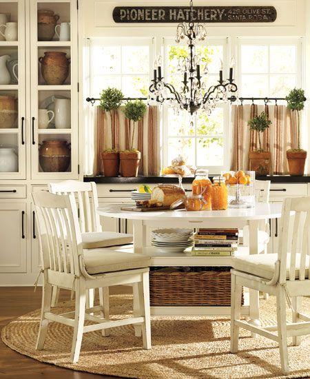 Silenblogger fashion eco deco lifestyle travel diy - Cocinas blancas rusticas ...