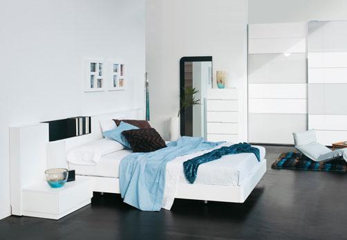 Dormitorios minimalistas 12 ejemplos con estilo  Decoracin