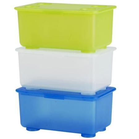 Ideas para el almacenaje de juguetes en habitaciones