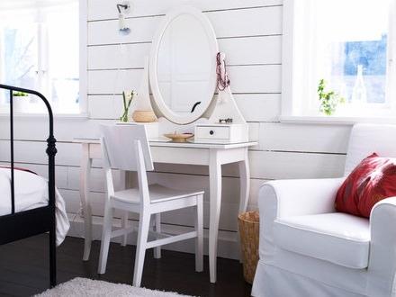 Muebles tocador para las ms presumidas de la casa
