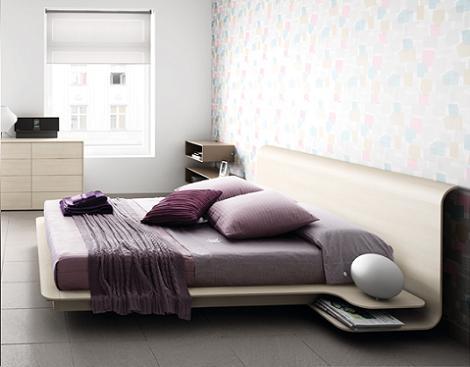 8 camas de matrimonio modernas  Decoracin