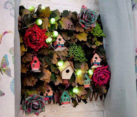 Ideas de Leroy Merln para decorar tu casa esta Navidad 2013 2014  Decoracin