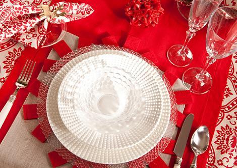 La mesa de Navidad segn Zara Home  Decoracin