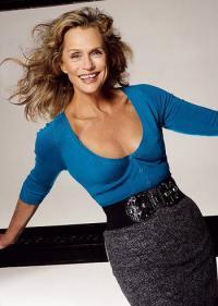 Lauren Hutton promociona ropa (moda otoo invierno 2008 ...