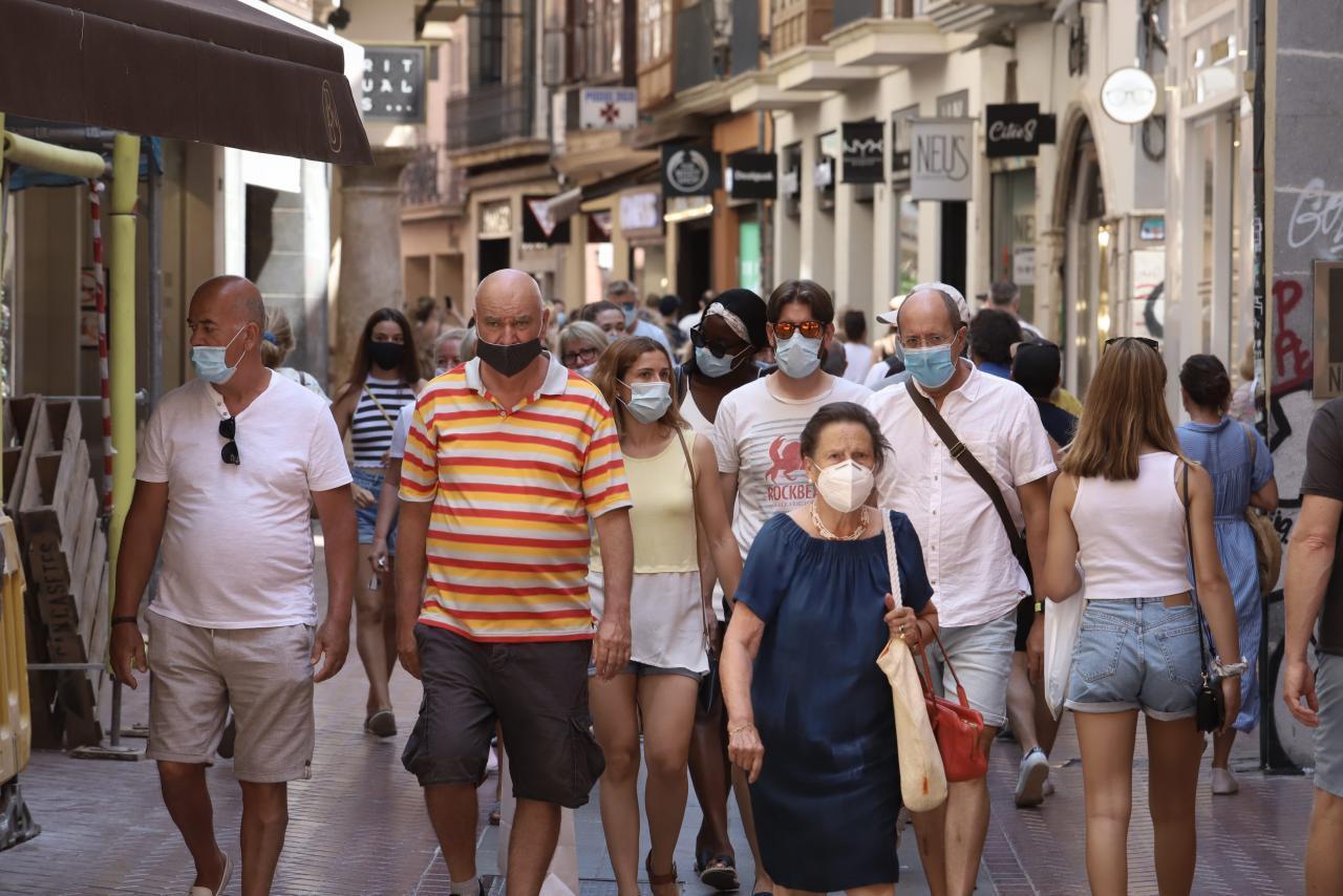 experte rechnet mit maskenpflicht auf