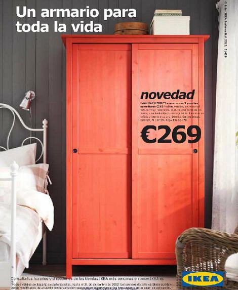 Catlogo de armarios Ikea 2013