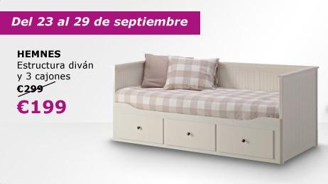 Ofertas de Ikea para el mes de septiembre
