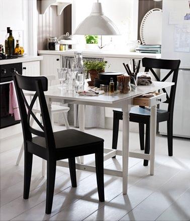 Mesas De Cocina Redondas Extensibles Ikea - Internetkrakow.top