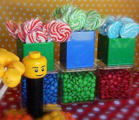 Cumpleaos de Lego
