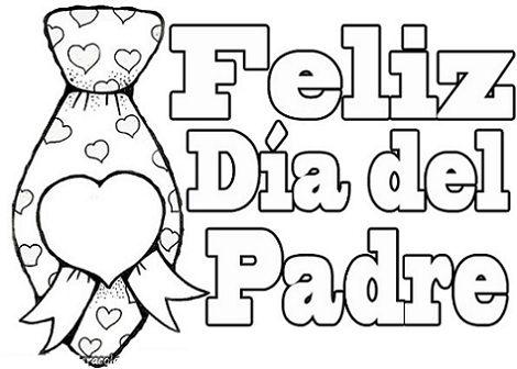 Dibujos Día del Padre