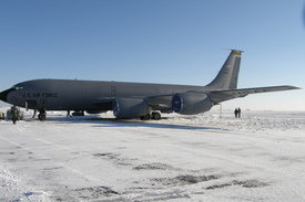 Northrop Grumman's Guardian(TM)Air National Guard 190th Air Refueling Wing KC-135 air defense systems (MANPADS). GNU
