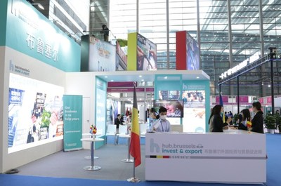 24 countries around the world have led delegations to exhibit on-site at CHTF 2020, while 29 countries have exhibited on-line.