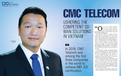 Mr. Dang Tung Son assesses the core challenges of current network security and the advantages that help SD-WAN change the game
