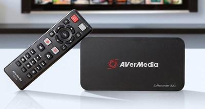 免電腦HDMI直播錄影盒ER330,隨插即用免電腦操作,具備預約錄影功能。支援4K高畫質影像pass-through,同步錄製與直播Full HD影像