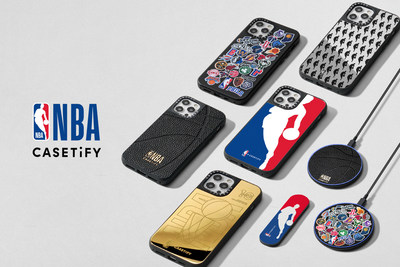 The partnership introduces the first collaboration by the lifestyle brand and basketball league—giving fans around the world a new way to rep their NBA pride.