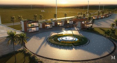 Experience the warmest welcome, with carefully manicured grounds and the contemporary architecture feel of Club Moolia