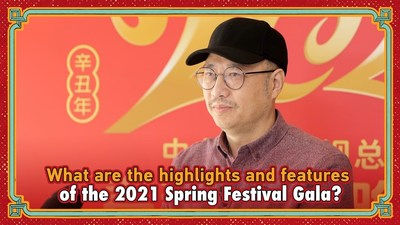 Chen Linchun, general director of the 2021 Spring Festival Gala