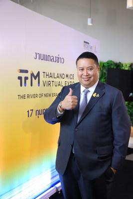 Mr. Chiruit Isarangkun Na Ayuthaya, President of TCEB