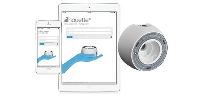 ARANZ Medical's Silhouette solution operates across a range of mobile devices.