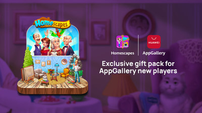 The hugely popular Homescapes game is available from 10th March to all AppGallery gamers across the globe who can expect to receive exclusive discounts and offers worth up to €10 for a limited time.