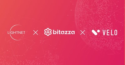 """Bitazza, Lightnet and Velo to Create Next-Generation Financial Ecosystem and to Become the """"Go-to"""" CeDeFi Bridge."""