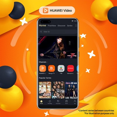 HUAWEI Video, the video-on-demand (VOD) streaming platform by Huawei, is looking to celebrate its first-year anniversary with its fans in Thailand. In conjunction with its anniversary, the streaming platform today announced the launch of its limited-time 'HUAWEI Video Turns 1' contest, where users in Thailand can compete to win Huawei's latest products and free subscription to its service.