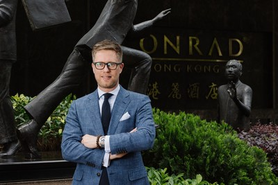 Conrad Hong Kong announces the appointment of Jan Jansen as General Manager effective 29 March 2021.