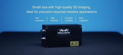 Mech-Eye Nano工業級3D相機介紹視頻