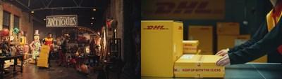 DHL透過全球品牌活動展示電子商貿專長
