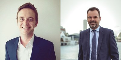 Arnout Wagenaar (left) joins Cargobase as Chief Strategy Officer. Jos Raaymakers (right) joins Cargobase as Chief Revenue Officer.