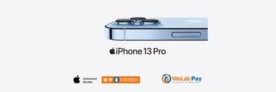 WeLab與Apple指定授權經銷商推出「Apple產品好賞分期計劃」