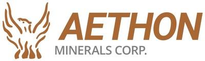 Aethon Logo (CNW Group/Aethon Minerals)