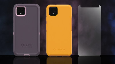 OtterBox protects your Pixel 4 and Pixel 4XL with Symmetry Series and Defender Series cases, available now.