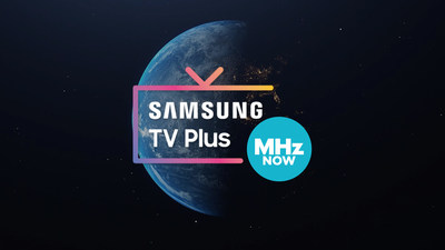MHz Now on Samsung TV Plus