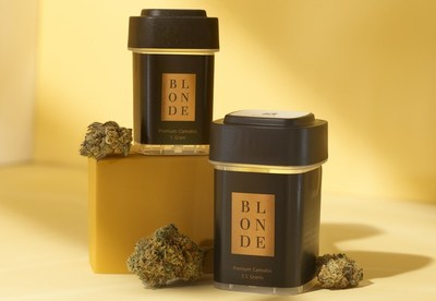 Blonde ™ Cannabis Products Sold Out Following September Debut (CNW Group/1933 Industries Inc.)