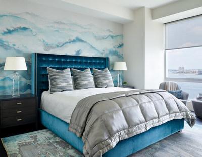 Luxurious Bedroom Retreat-PRISM Gold Award Winner
