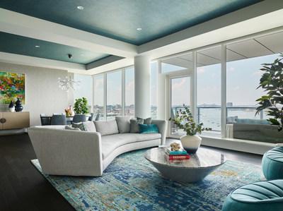 Luxury Waterfront Living-PRISM Silver Award Winner