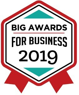 Business Intelligence Group's BIG Awards for Business Award Logo
