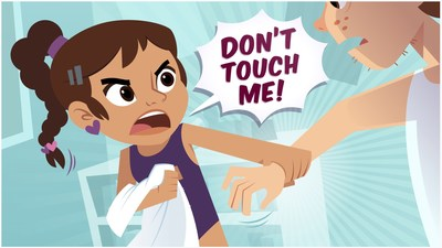 Wonder Media's Sexual Abuse Prevention Animated Series Produced ...
