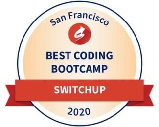 SwitchUp Best Bootcamp Winner