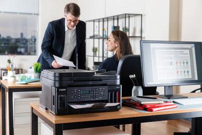 New PIXMA G7020 Wireless MegaTank All-In-One Printer