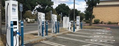 EVgo Partners with California Energy Commission and Nissan to Celebrate Opening of New West Coast Electric Highway Fast Charging Hub in Woodland, CA