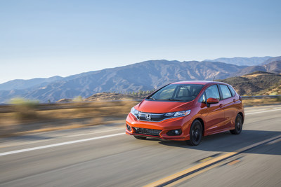 The 2020 Honda Fit arrives in showrooms Dec. 16 as the clear benchmark in the subcompact car category, with unparalleled versatility, premium feature content, fun-to-drive performance, and an available 6-speed manual transmission. Honda Sensing®, standard on EX and EX-L trims, makes Fit one of the most affordable new cars to offer such a comprehensive package of safety and driver-assistive features. The Manufacturer's Suggested Retail Price (MSRP) for the 2020 Fit LX starts at $16,190.